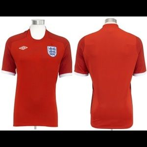Umbro by Nike 2010 England World Cup Jersey